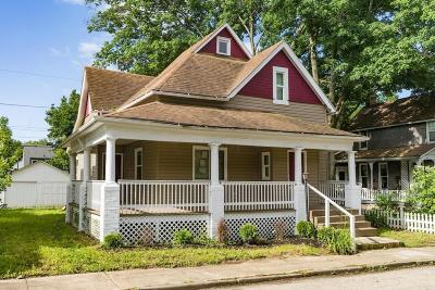 Clintonville Single Family Home For Sale: 91 W Longview Avenue