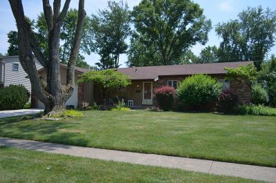 Worthington Single Family Home Contingent Finance And Inspect: 133 Highland Avenue