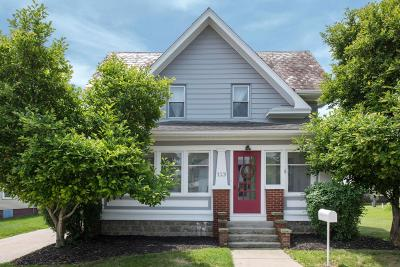 Pickerington Single Family Home Contingent Finance And Inspect: 113 W Columbus Street