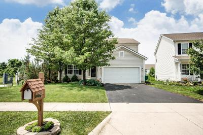 Blacklick Single Family Home Contingent Finance And Inspect: 921 Preble Drive