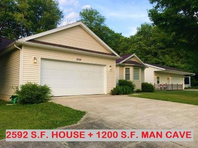 Howard Single Family Home For Sale: 1209 Apple Valley Drive