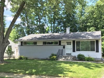 Worthington Single Family Home For Sale: 372 E Clearview Avenue