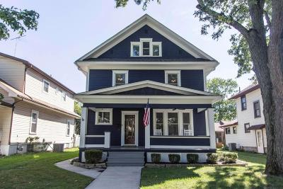 Westerville Single Family Home Contingent Finance And Inspect: 170 N Vine Street