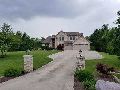 Blacklick Single Family Home Contingent Finance And Inspect: 1627 Fox Chase Drive
