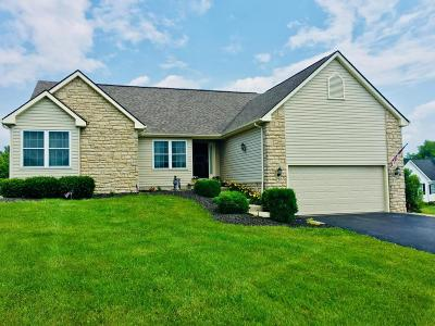 Pataskala Single Family Home Contingent Finance And Inspect: 28 Gristmill Court