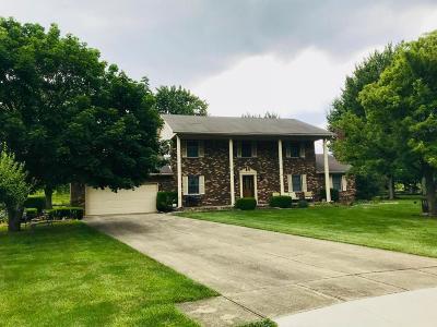 Washington Court House Single Family Home For Sale: 308 Cloverleaf Lane