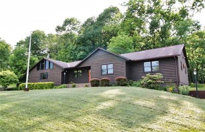Nashport Single Family Home For Sale: 3625 Gorsuch Road