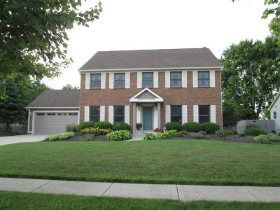 Grove City Single Family Home For Sale: 2866 Annabelle Court