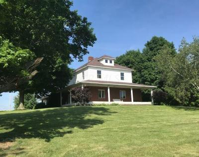 Newark Single Family Home For Sale: 8696 Marion Road