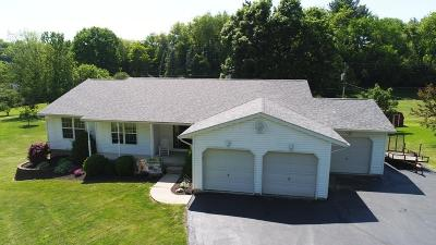 Granville Single Family Home Contingent Finance And Inspect: 171 Linnell Drive NW