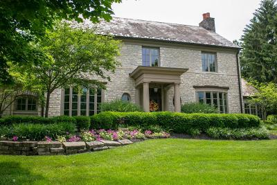 Upper Arlington Single Family Home Sold: 2284 Club Road