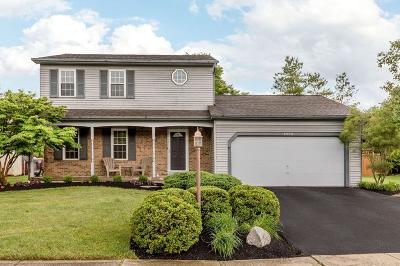 Grove City Single Family Home Contingent Finance And Inspect: 1635 Cayuga Court