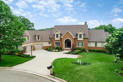 Licking County Single Family Home Contingent Finance And Inspect: 480 Glyn Tawel Drive