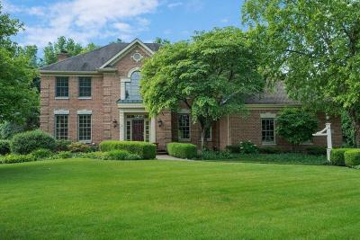 Dublin Single Family Home For Sale: 7727 Tartan Fields Drive