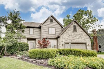 Pickerington Single Family Home For Sale: 9776 Camelot Street NW