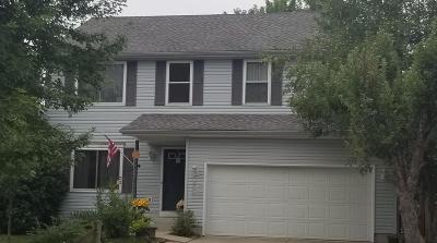 Blacklick Single Family Home Contingent Finance And Inspect: 7925 Crawford Farms Drive