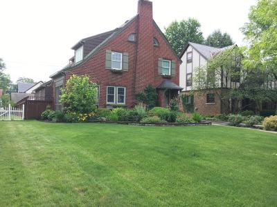 Bexley Single Family Home Sold: 134 S Cassingham Road