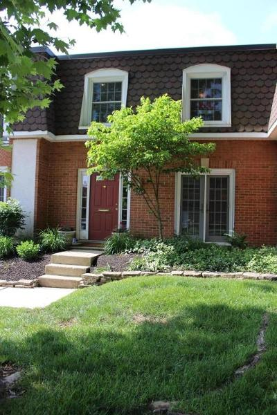 Upper Arlington Condo Contingent Finance And Inspect: 2797 Chateau Circle #51