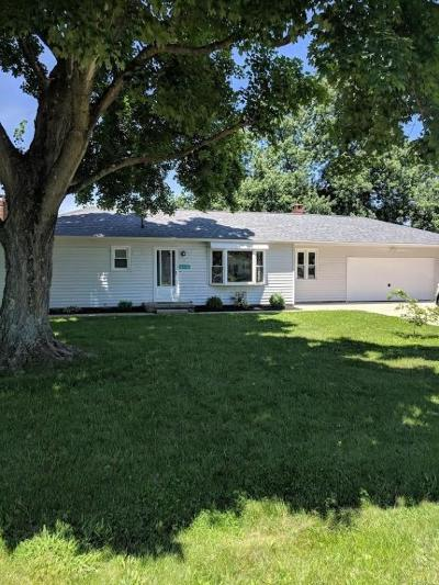 Sugar Grove Single Family Home Contingent Finance And Inspect: 2990 Horns Mill Road