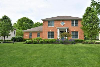 Westerville Single Family Home For Sale: 8451 Harvest Wind Drive