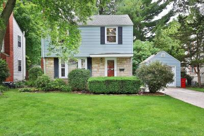 Worthington Single Family Home Contingent Finance And Inspect: 543 Park Boulevard