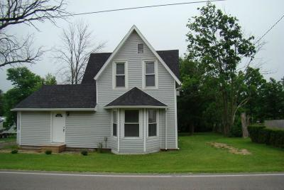 Union County Single Family Home For Sale: 21784 Raymond Road