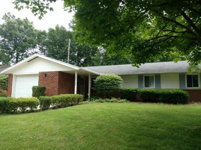 Westerville Single Family Home Sold: 5798 Montevideo Road