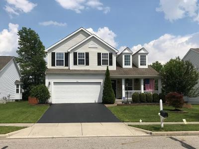 Blacklick Single Family Home For Sale: 650 Streamwater Drive