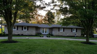Pataskala Single Family Home Contingent Finance And Inspect: 1204 Patterson Road SW