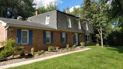 Hilliard Single Family Home For Sale: 7600 Morris Road