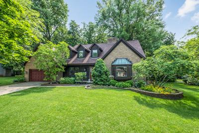 Westerville Single Family Home For Sale: 1065 Woodglen Road