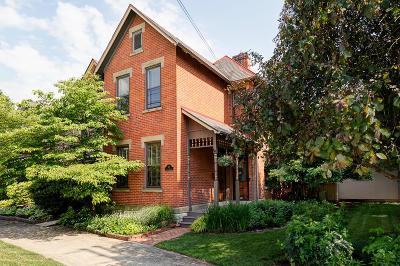 Columbus Single Family Home For Sale: 175 E 1st Avenue