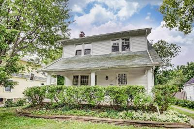Clintonville Single Family Home Contingent Finance And Inspect: 447 Brevoort Road