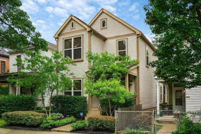 Columbus Single Family Home For Sale: 811 Hamlet Street