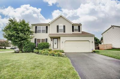 Reynoldsburg Single Family Home For Sale: 8922 Firstgate Drive