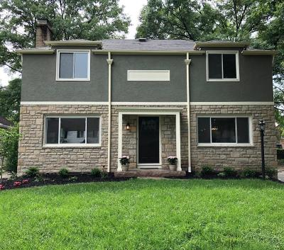 Columbus Single Family Home For Sale: 81 S Chesterfield Road
