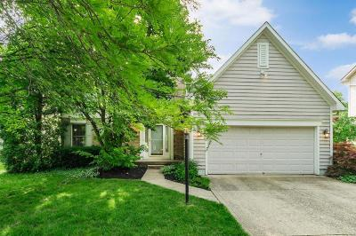 Westerville Single Family Home For Sale: 354 Aylesbury Drive W