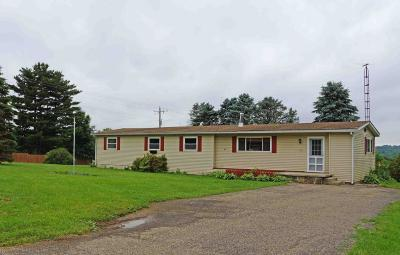 Mount Vernon OH Single Family Home For Sale: $84,900