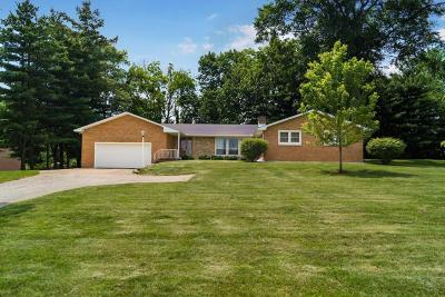 Carroll Single Family Home Contingent Finance And Inspect: 1461 Lamb Road NW