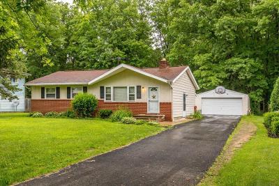 Reynoldsburg Single Family Home For Sale: 107 S Belmar Drive