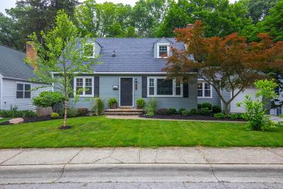 Worthington Single Family Home Contingent Finance And Inspect: 324 Colonial Avenue