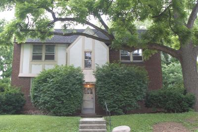 Columbus Multi Family Home Contingent Finance And Inspect: 3075 Sunset Drive