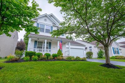 Dublin Single Family Home Contingent Finance And Inspect: 6058 Myrick Road