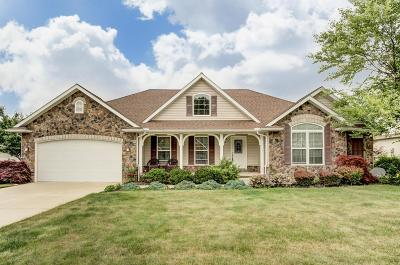 Mount Vernon Single Family Home Contingent Finance And Inspect: 80 Woodlake Trail