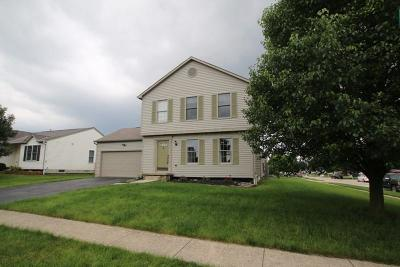 Grove City Single Family Home Contingent Finance And Inspect: 4404 Tolbert Avenue