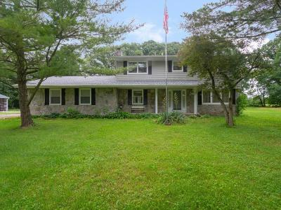 Carroll Single Family Home Contingent Finance And Inspect: 7489 Columbus Lancaster Road NW
