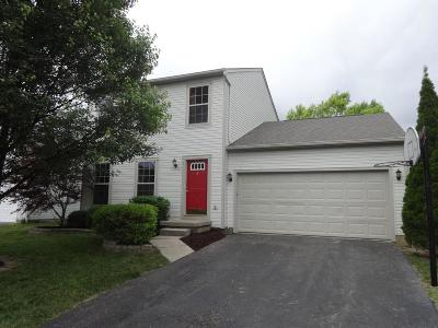 Reynoldsburg Single Family Home Contingent Finance And Inspect: 3057 Sedley Street