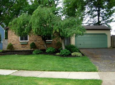 Dublin Single Family Home Contingent Finance And Inspect: 2699 Sawmill Forest Avenue