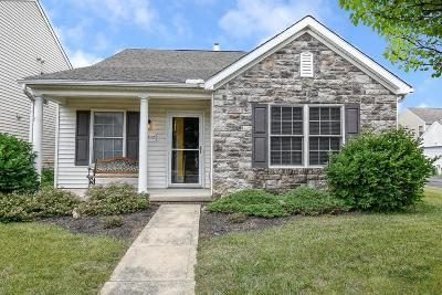Blacklick Single Family Home Contingent Finance And Inspect: 7832 Chicroy Street #314
