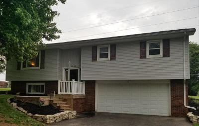 Nashport Single Family Home Contingent Finance And Inspect: 1630 Coachlite Circle
